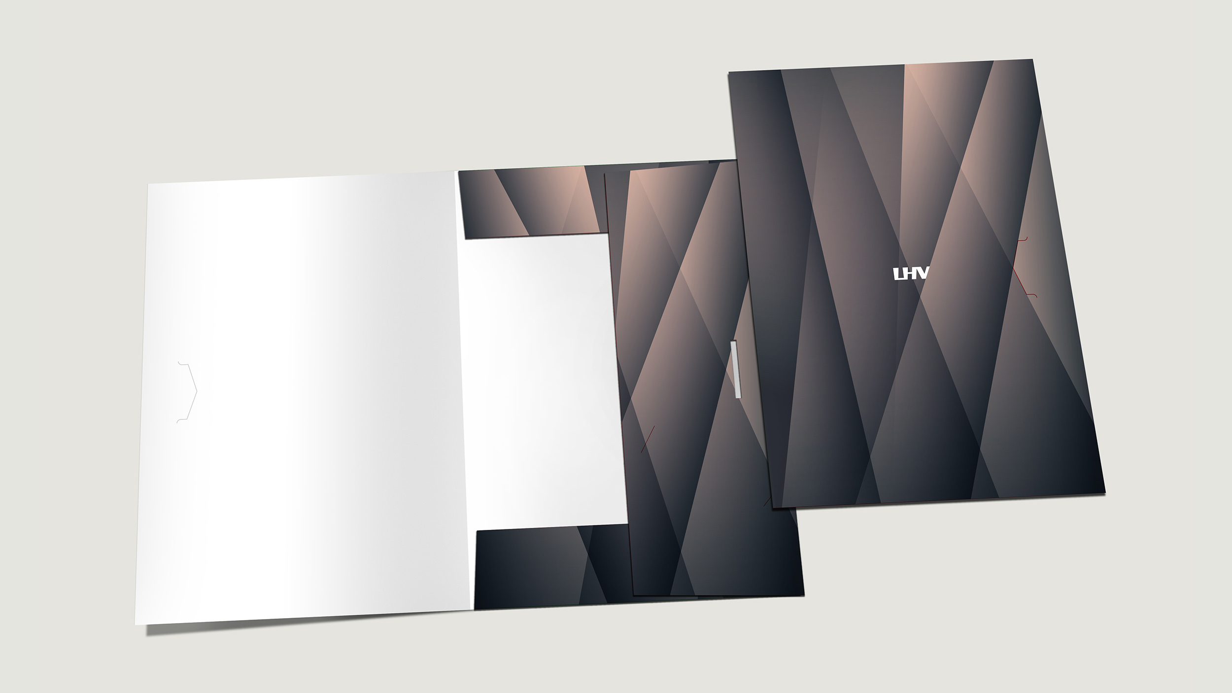 Visual identity · LHV